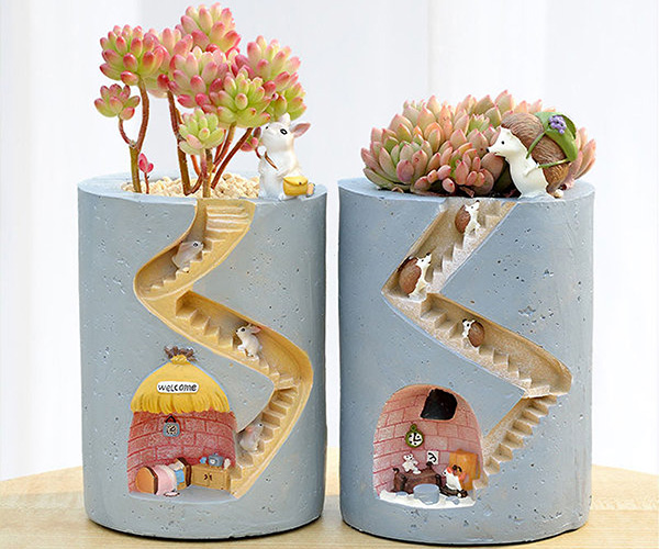 Hidden Home Planters