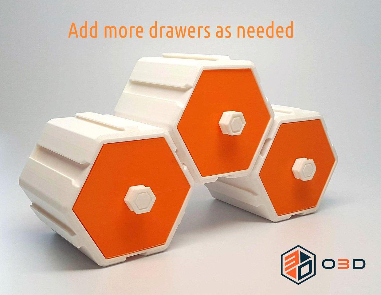 HIVE Evo Modular Drawer System