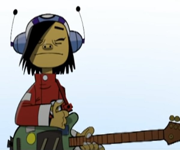 Instrumentally Accurate Gorillaz