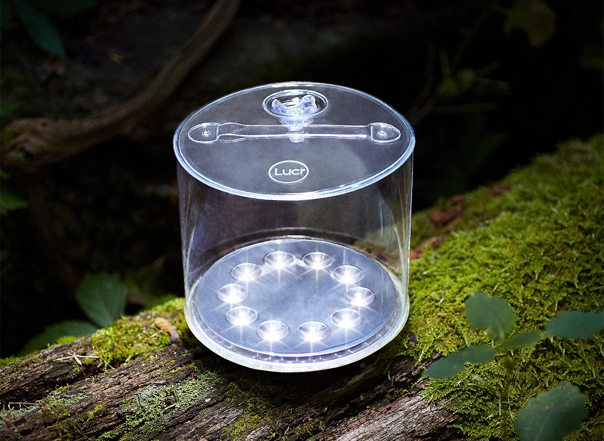 Luci 2.0 Inflatable Solar Lights