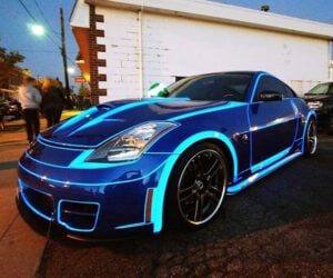 LumiLor Electroluminescent Coating
