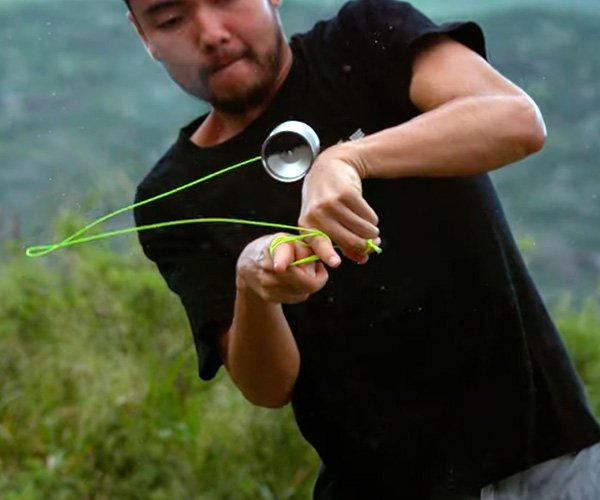 Yo-Yo Slow-Mo: Negative 5.0 Hook