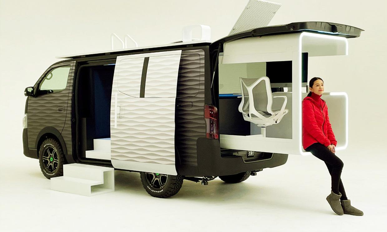 Nissan Office Pod Concept