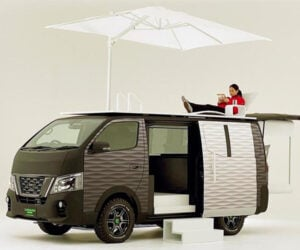 Nissan Office Pod Concept
