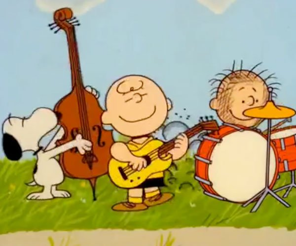 Peanuts Sing Roundabout