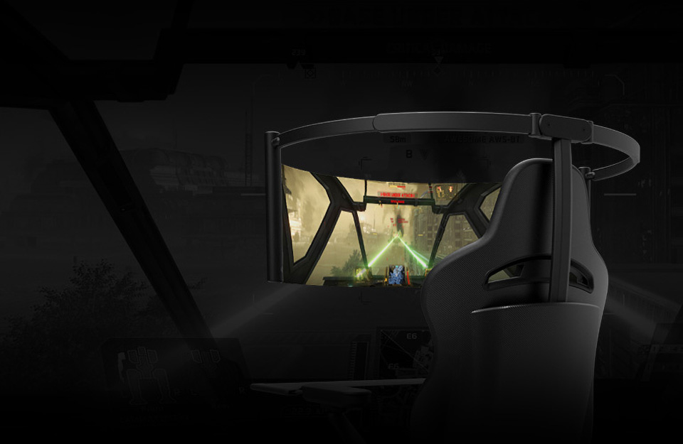 Razer Project Brooklyn Chair
