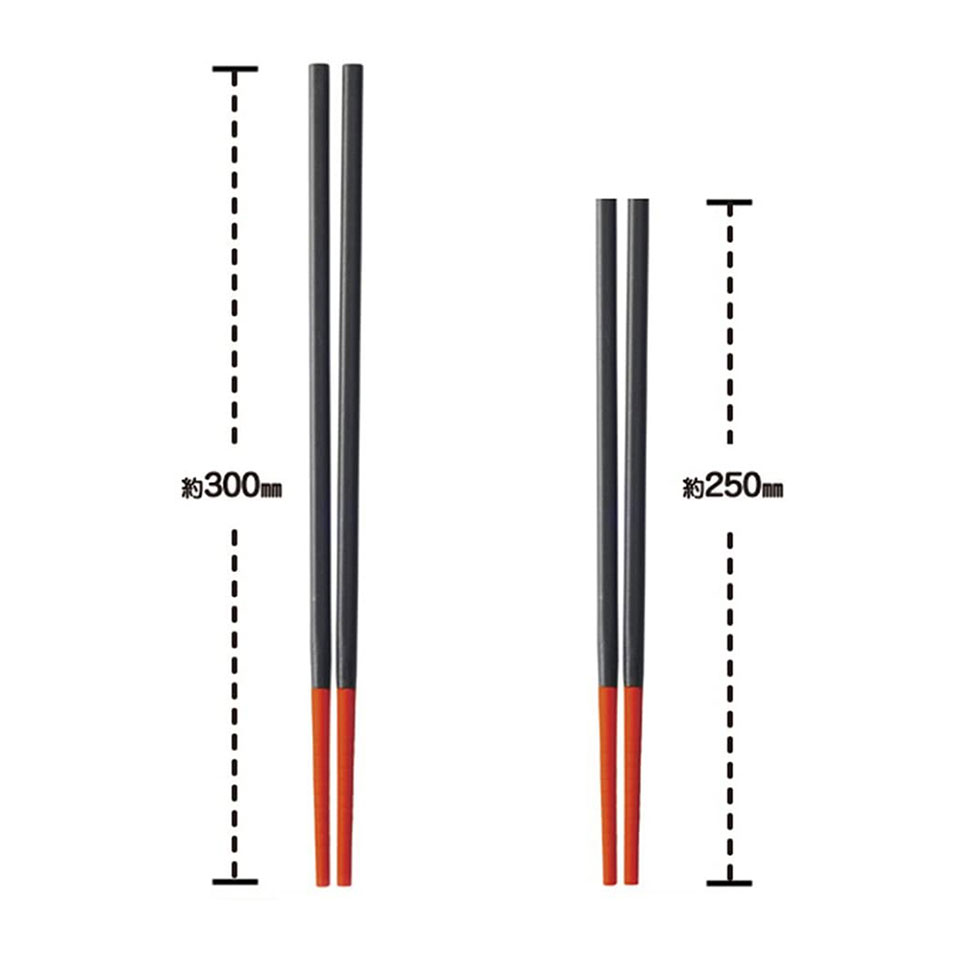 Silicone Tip Chopsticks