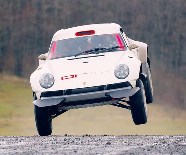 Singer ACS Porsche 911
