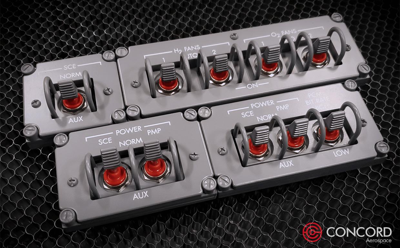 Spacecraft Switch Gear