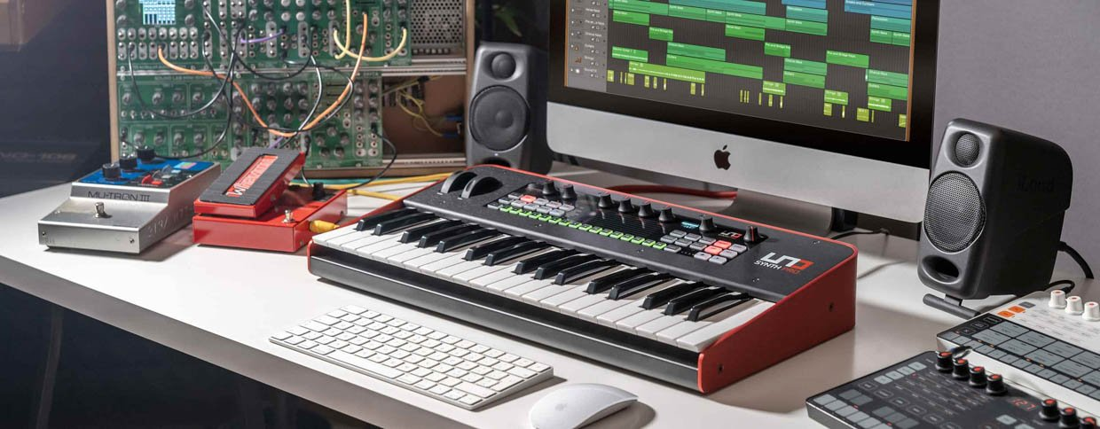 UNO Synth Pro + Synth Pro Desktop