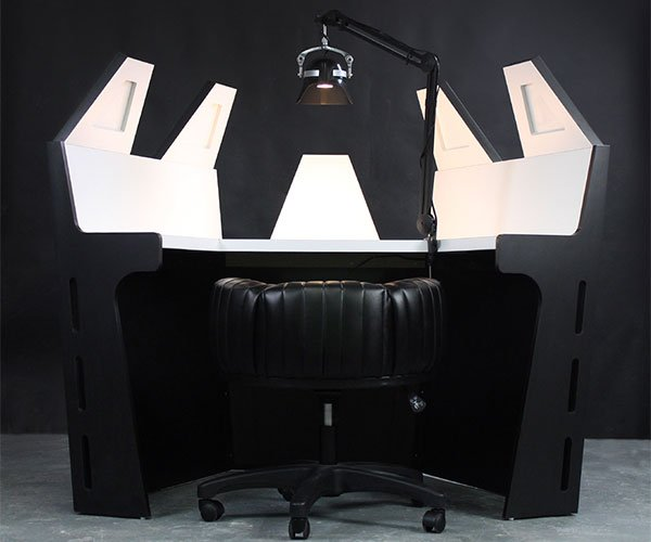 Darth Vader Meditation Chamber Desk