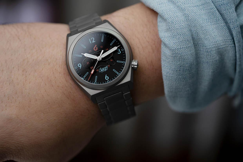 Venture Chiago Watch