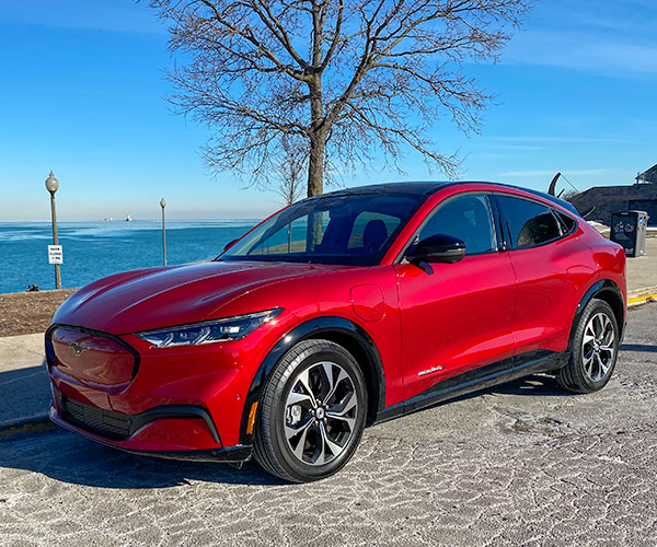 Driven: 2021 Ford Mustang Mach-E