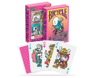 Bicycle Brosmind's Four Gangs Playing Cards