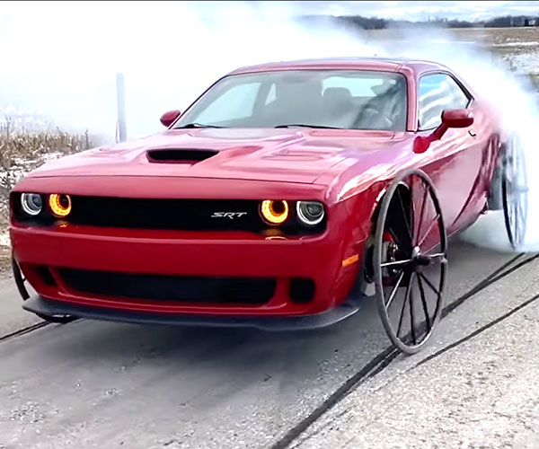 The Hellcat Buggy