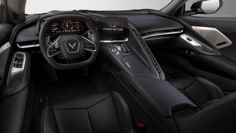 Win a 2021 Chevy Corvette C8 Z51 Convertible