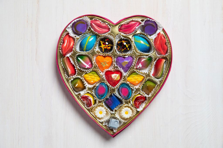 Cacao & Cardamom Valentine's Day Heart