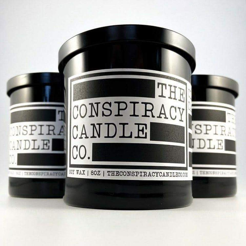 Top Secret Candles
