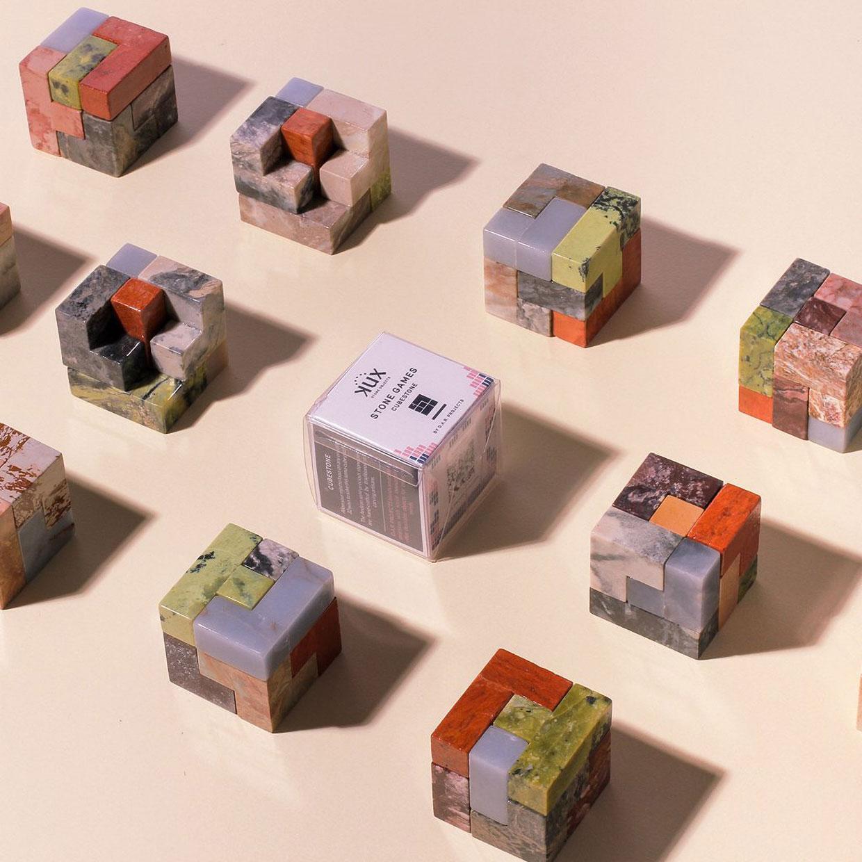 Cubestone Puzzle