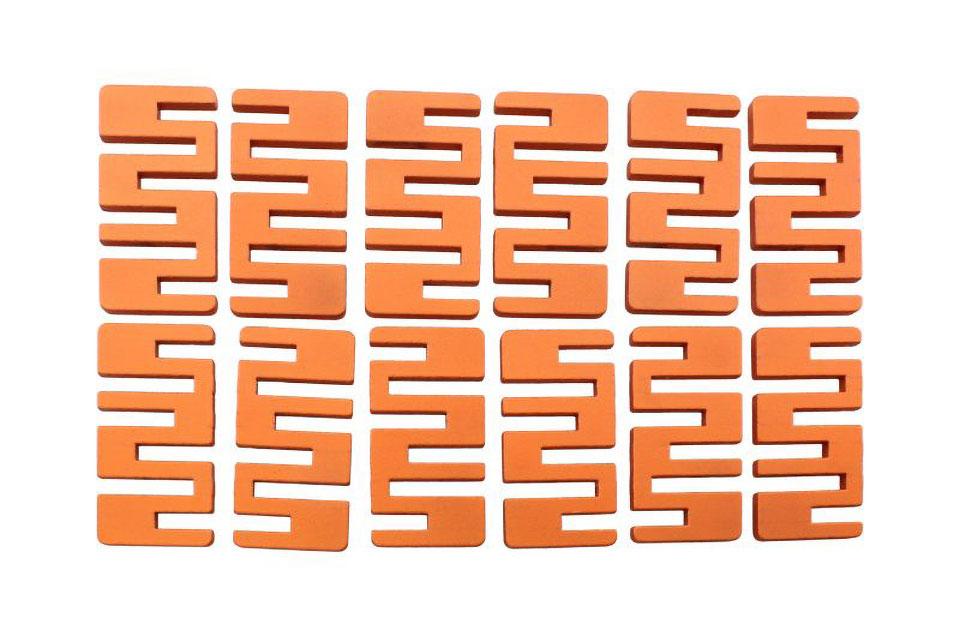 Dirty Dozen Puzzle