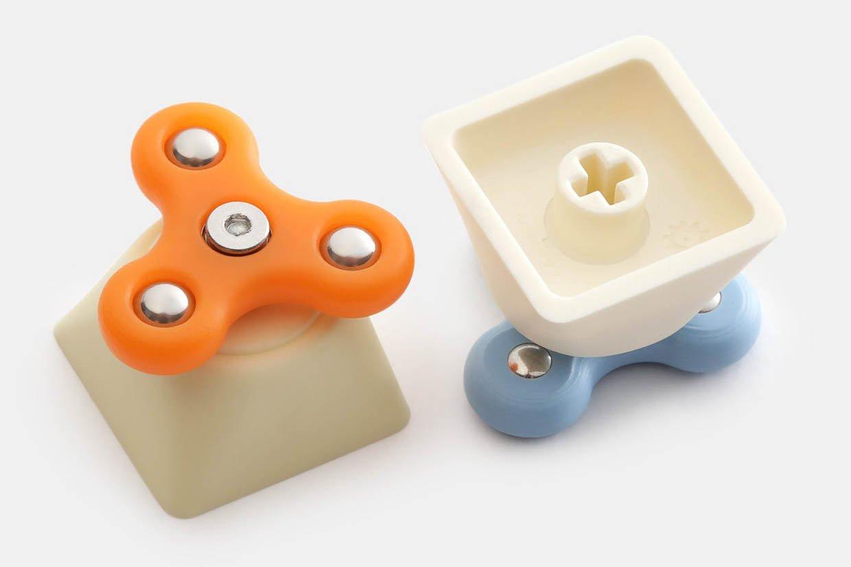 Hammer Fidget Spinner Keycap