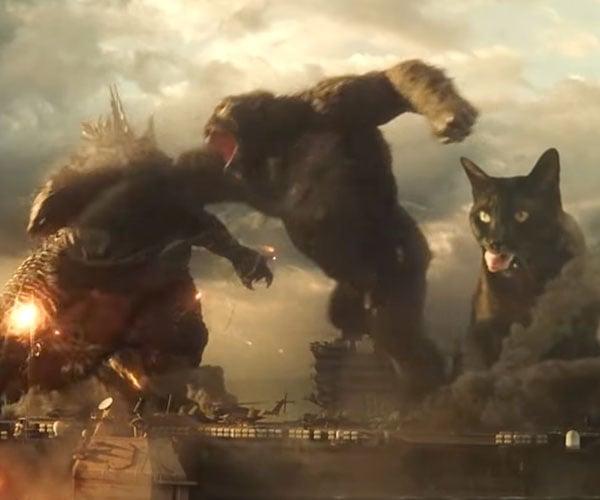 Godzilla vs. Kong vs. Wayne