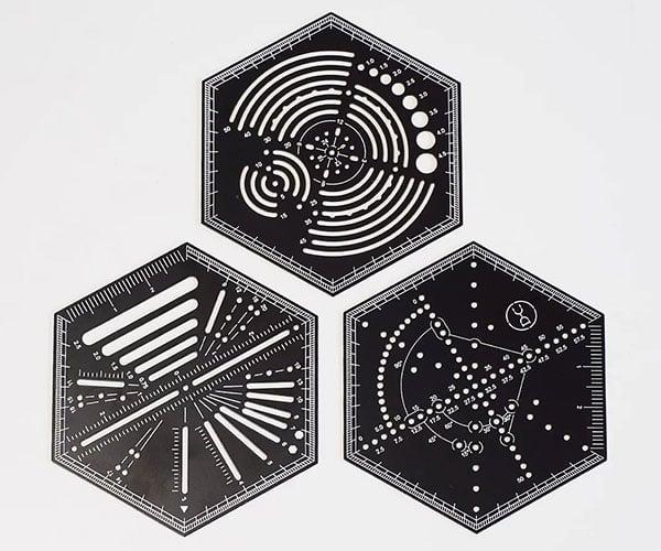 Hexagonal Ruler 2.0