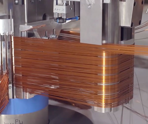 How EV Motors Are Made