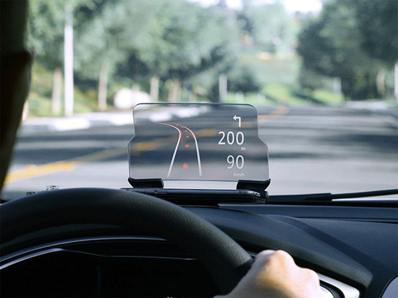 HUDWAY Glass Heads-Up Navigation Display