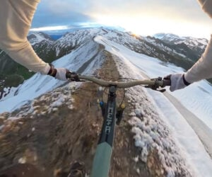 Insane Bike POV Lines