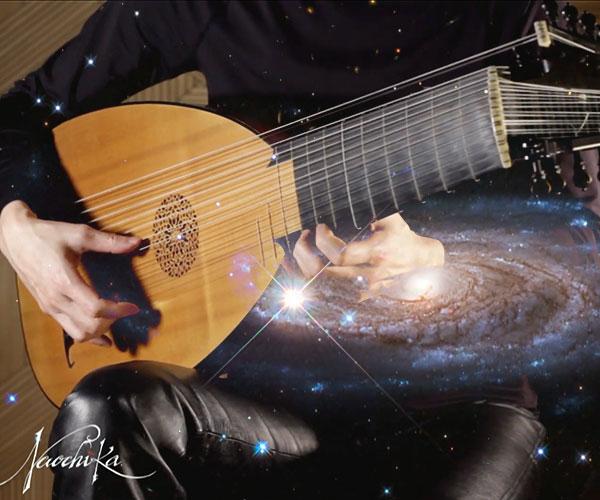 Interstellar on Lute