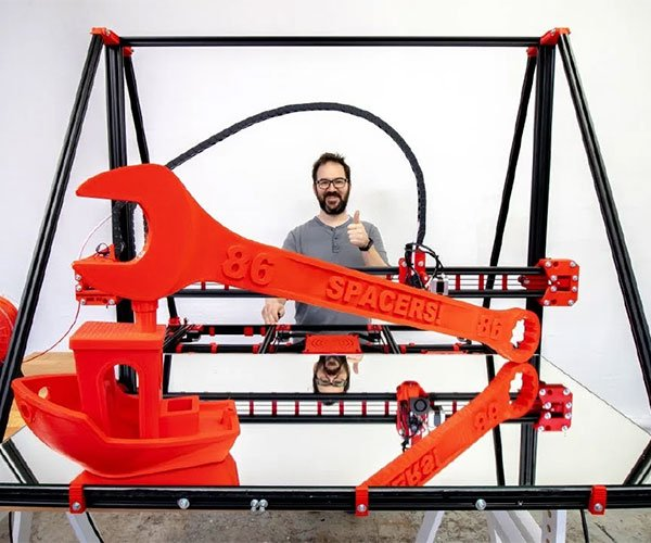 Super-size 3D Printer