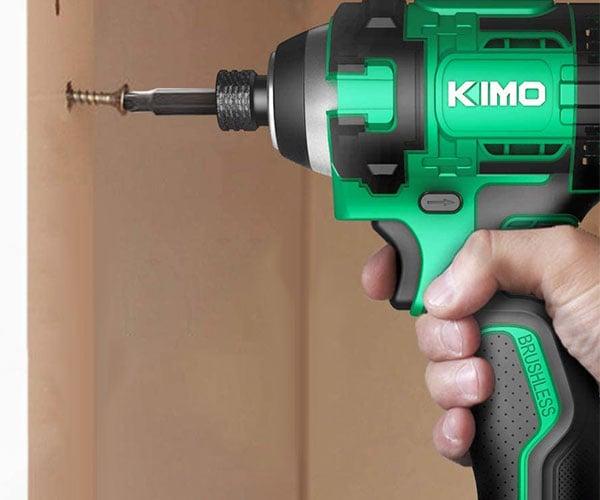 KIMO Cordless Impact Drill