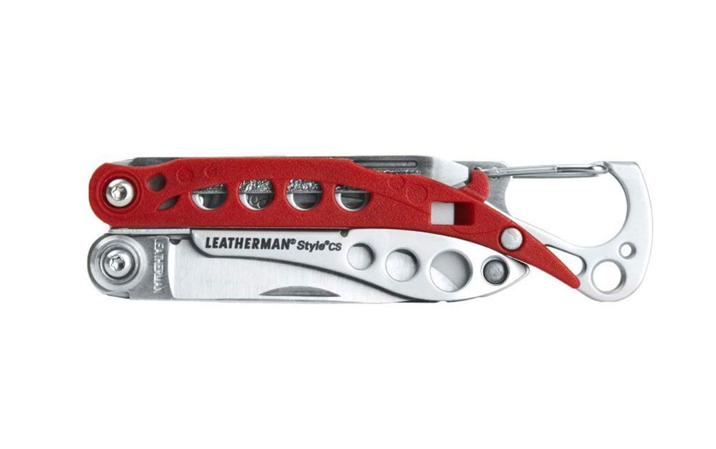 Leatherman Style CS Keychain Multitool