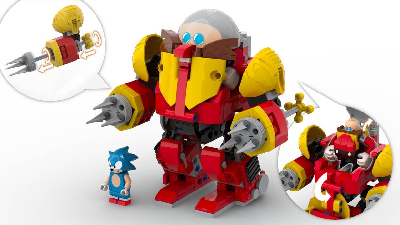 LEGO Ideas x Sonic the Hedgehog