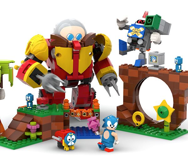 LEGO Ideas x Sonic the Hedgehog
