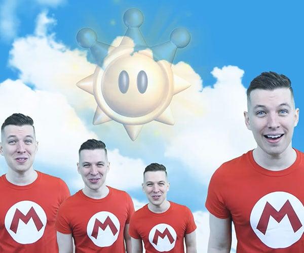 Super Mario Bros. Mega Medley