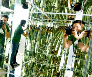 Making a Mirrored Room