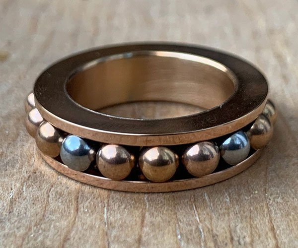 Motion Fidget Ring