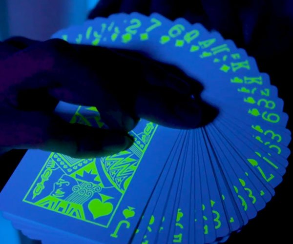 MPC Fluorescent Playing Cards