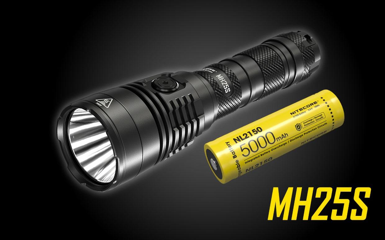 Nitecore MH25S Flashlight