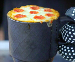 Babish: The Jerk's Pizza in a Cup