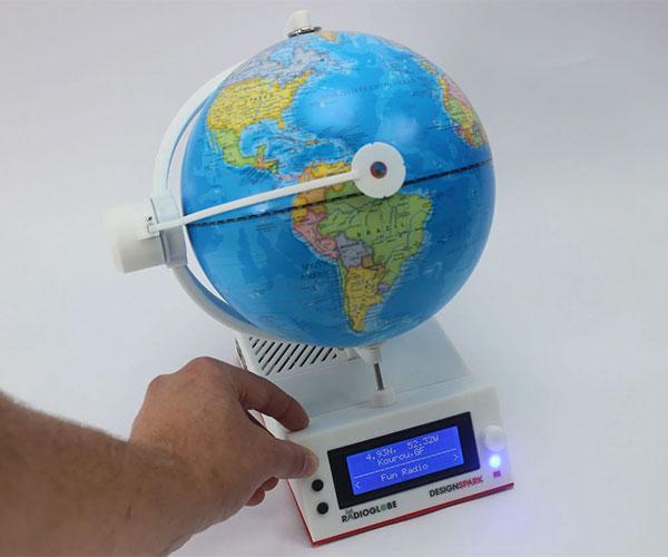 RadioGlobe