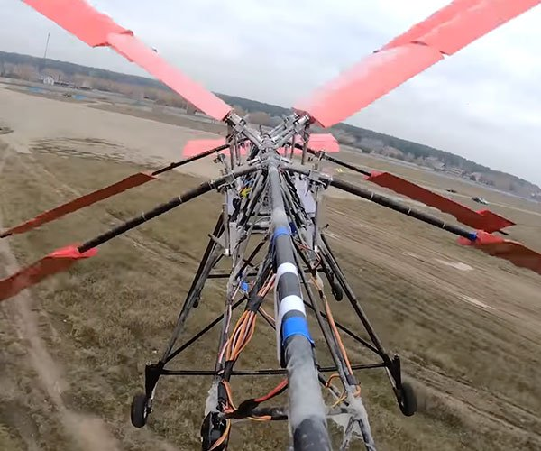 Serenity Flying Ornithopter