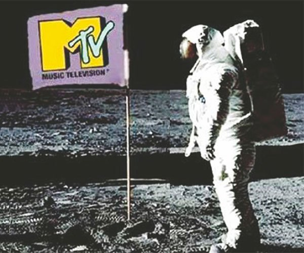 The Rise and Fall of MTV