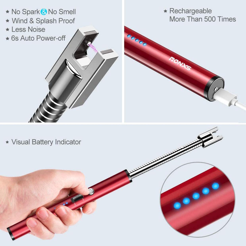RONXS Plasma Arc Candle Lighter