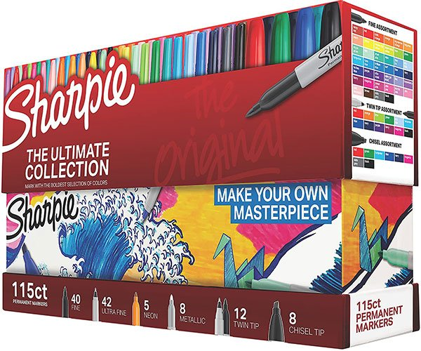 Sharpie Ultimate Collection