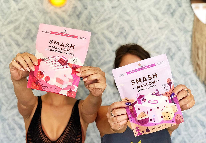 Smashmallow Marshmallows