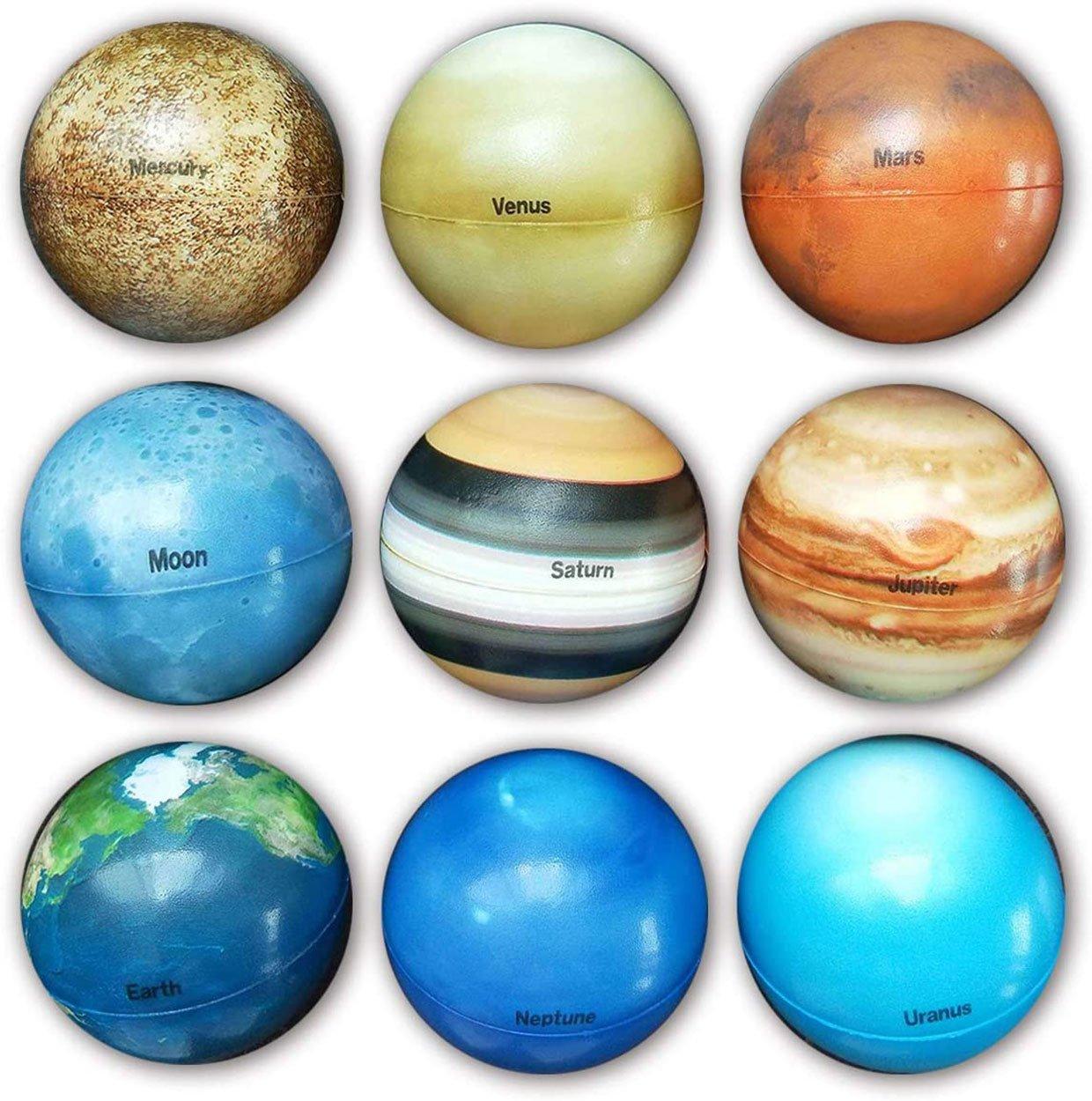 Solar System Stress Balls