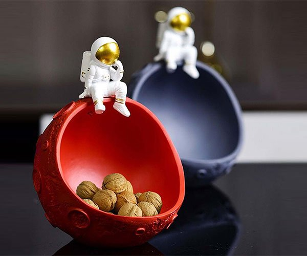 Spaceman Organizer Bowls